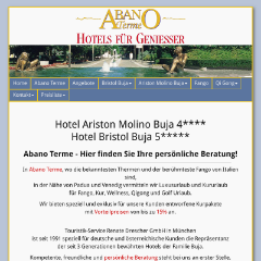 Abano Terme Reiseveranstalter Touristik Service Renate Drescher München
