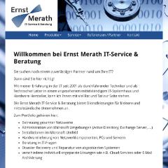 Ernst Merath - IT-Service & Beratung