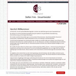GS Treuhand Steuerberatung - Stefan Fink - Gilching (1)
